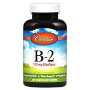 Carlson Labs Vitamin B-2