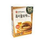 Qone Korean Black Rice Stuffed Pancake Mix