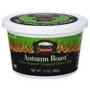 Bueno Green Chile, Extra Roasted, Autumn Roast, Chopped, Hot
