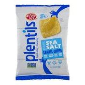 Enjoy Life Foods Plentils Original Sea Salt Lentil Chips