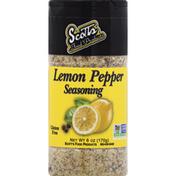 Scott's Food Products Seasoning, Lemon Pepper