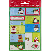 For Keeps Gift Tags, Peel and Stick