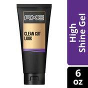 Axe Hair Styling Clean Cut Look High Shine Gel