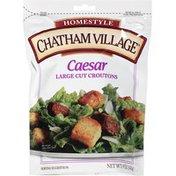Chatham Village Caesar Large Cut Baked Croutons