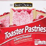 Best Choice Frosted Cherry Toaster