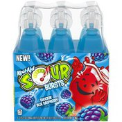 Kool-Aid Sour Bursts Shockin' Blue Raspberry Soft Drinks