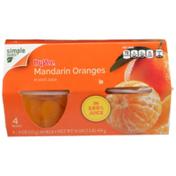 Hy-Vee Mandarin Oranges In 100% Juice