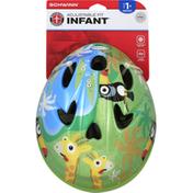 Schwinn Helmet, Adjustable Fit, 1+ Infant