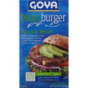 Goya Bean Burger, Black Bean