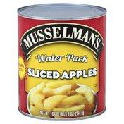 Musselman's Apples, Sliced, Water Pack