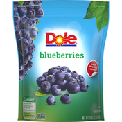 Dole Blueberries Frozen Fruit
