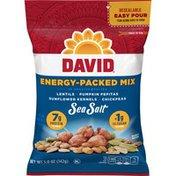 DAVID Seeds Energy Packed Mix Sea Salt