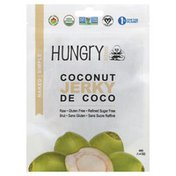 Hungry Buddha Coconut Jerky