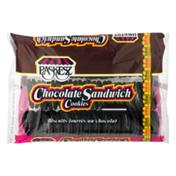 Paskesz Sandwich Cookies Chocolate