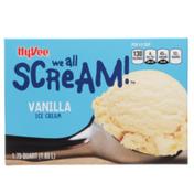 Hy-Vee Vanilla Ice Cream