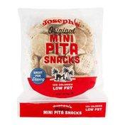 Joseph's Mediterranean Cuisine Original Mini Pita Snacks