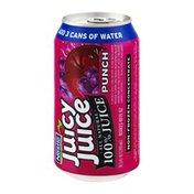 Juicy Juice Nestle Juicy Juice Punch 100% Juice