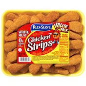 Redi Serve Valu Pack Breaded & Cooked Chicken Strips