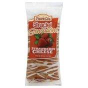 Prairie City Bakery Strudel Sensations, Strawberry Cheese Turnover