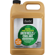 Essential Everyday Antifreeze/Coolant, 50/50, Pre - Diluted