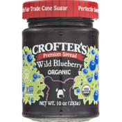 Crofter's Conserve, Wild Blueberry