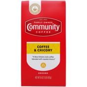 Community Coffee Coffee and Chicory Ground Coffee