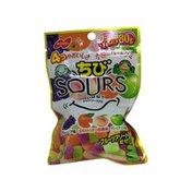 Nobel Assorted Sours Gummy