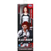 Hasbro Black Widow, Marvel, Titan Hero Series, 4+