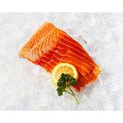Fresh Steelhead Fish Portions