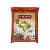 Four Seas Mushroom & Beef Flavour Hot & Spicy Seaweed Instant Noodle