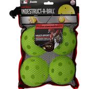Franklin`s Teleme Softball, Indestruct-A-Ball