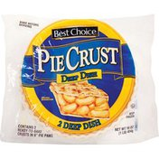 Best Choice Deep Dish Pie Shell