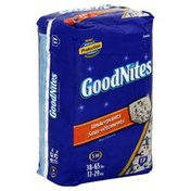 GoodNites Underpants, Boys, S-M (38-65 lbs), Jumbo