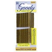 Goody Bobby Pins, Blonde