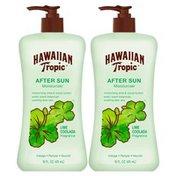 Hawaiian Tropic Lime Coolada After Sun Treatment Mousturizer