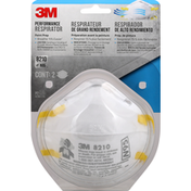 3M Respirators, Paint Prep, Performance
