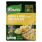 Knorr Meal Maker Chicken And Herb Long Grain Rice