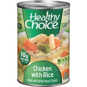 Healthy Choice Chicken And Rice Soup