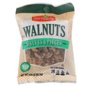 Our Family Walnuts Halves & Pieces