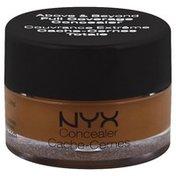 NYX Professional Makeup Concealer, Full Coverage, Nutmeg CJ08
