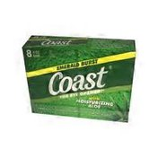 Coast Emerald Burst Refreshing Deodorant Soap Bars