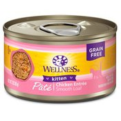 Wellness Complete Health Kitten Recipe Canned Food