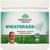 ORGANIC INDIA Wheatgrass+Lift