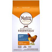 NUTRO Natural Choice Chicken & Whole Brown Rice Formula Cat Food