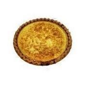 "8"" Coconut Custard Pie"