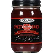 Cackalacky Sweet Cheerwine Sauce
