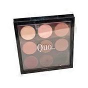 Quo Natural Beige Smokey Eye Shadow Palette