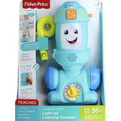 Fisher-Price Toy, Light-Up, Learning Vacuum