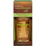 OGX Macadamia Oil Hydrating Penetrating Oil Hair Oil