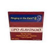 Lipo Flavonoid Ear Ringing